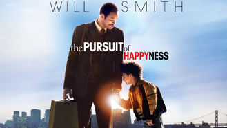 Is The Pursuit of Happyness on Netflix?